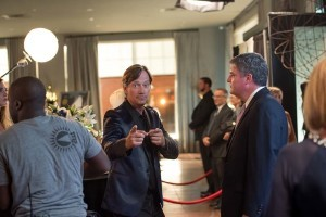 Let There Be Light - Kevin Sorbo at party