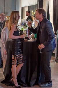 Let There Be Light - Kevin Sorbo and Olivia Fox drinking