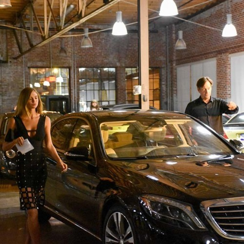 Let There Be Light - Kevin Sorbo and Olivia Fox by car