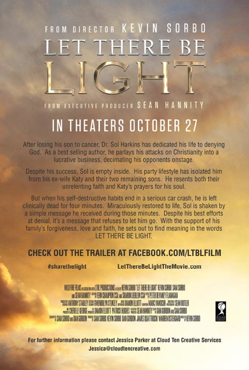 Let There Be Light - sellsheet